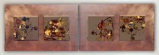 Copper Mini Canvases